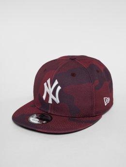 New Era Snapbackkeps MLB Camo Colour New York Yankees 9 Fifty kamouflage