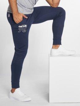 New Era Spodnie do joggingu Seattle Seahawks niebieski