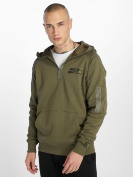 New Era Sudadera Nfl Camo Collection oliva