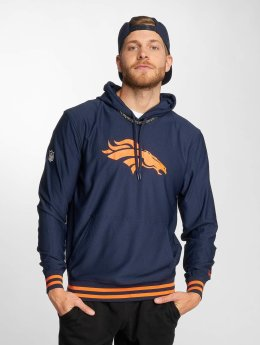 New Era Sweat capuche Dryera New Denver Broncos bleu
