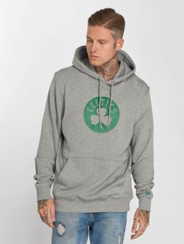 New Era Sweat capuche NBA Boston Celtics gris