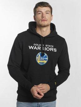 New Era Sweat capuche Team Logo Golden State Warriors noir