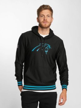 New Era Sweat capuche Dryera Carolina Panthers noir