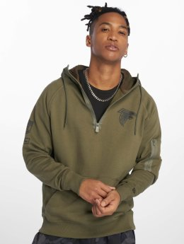New Era Sweat capuche Nfl Camo Collection olive