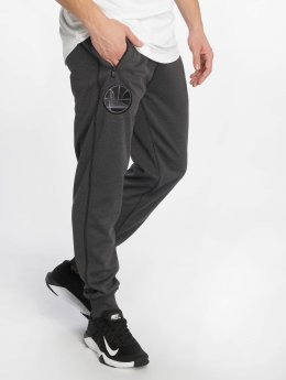 New Era Sweat Pant NBA Engineered Fit Golden State Warriors Fleece grey