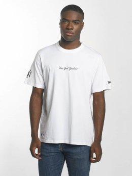 New Era T-paidat MLB Elegance NY Yankees XL valkoinen