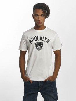 New Era T-paidat Team Logo Brooklyn Nets valkoinen