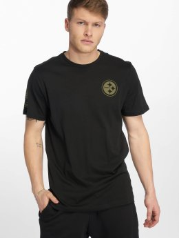 New Era T-Shirt Nfl Camo Collection Pittsburgh Steelers black
