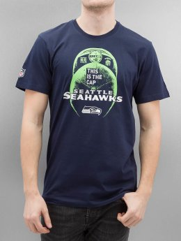 New Era T-Shirt NFL Cap Classic Seattle Seahawks blau