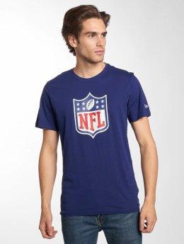New Era t-shirt NFL Generic Logo Lightweight blauw