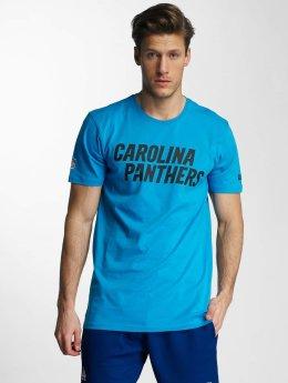 New Era T-Shirt Team App Carolina Panthers Classic bleu