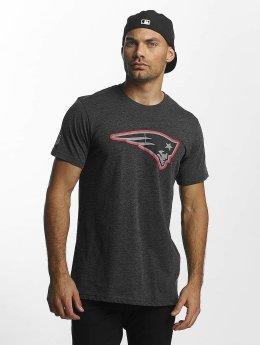 New Era t-shirt New England Patriots grijs