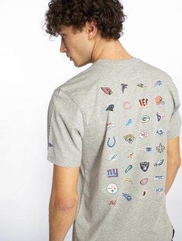 New Era T-Shirt NFL Generic Logo gris