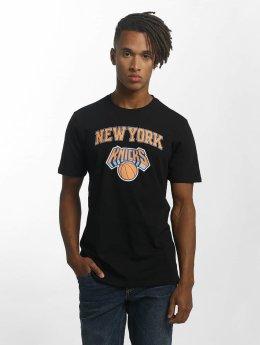 New Era T-Shirt Team Logo NY Knicks noir