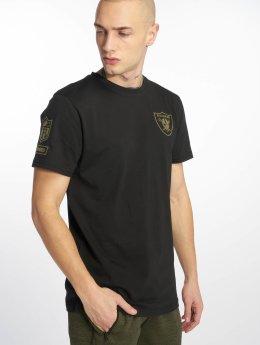 New Era T-Shirt Nfl Camo Collection Oakland Raiders noir