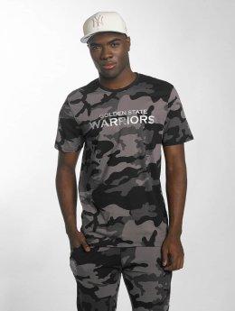 New Era T-Shirt BNG Golden State Warriors Graphic schwarz