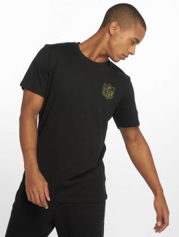 New Era t-shirt Nfl Camo Collection Generic Logo zwart