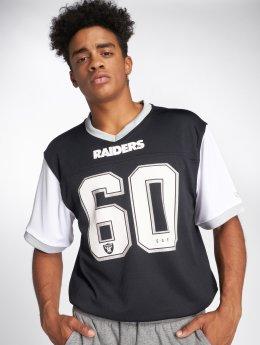 New Era T-Shirty NFL Oakland Raiders czarny