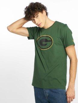 New Era T-Shirty NFL Green Bay Packers Fan zielony