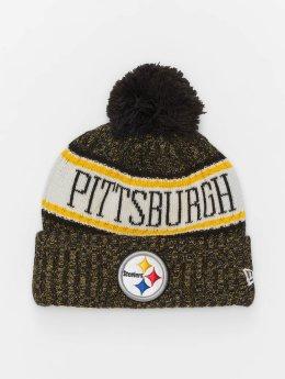 New Era Talvipäähineet NFL Sport Cuff Pittsburgh Steelers kirjava