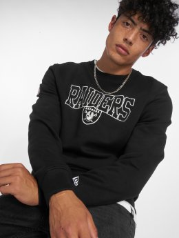 New Era Trøjer NFL Team Oakland Raiders sort