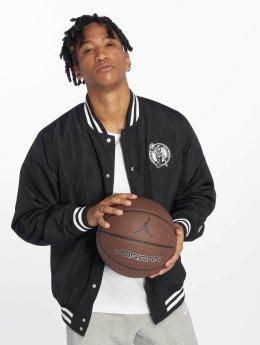 New Era Transitional Jackets NBA Team Bosten Celtics svart