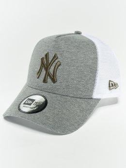 New Era Trucker Caps MLB Essential New York Yankees 9 Fourty Aframe szary