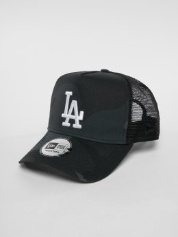 New Era Trucker MLB Camo Colour Los Angeles Dodgers 9 Fourty maskáèová