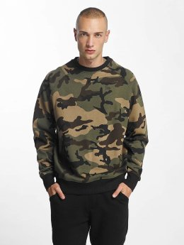New Era trui Essential Raglan camouflage