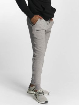 New Era Verryttelyhousut Premium Classic Track Pants harmaa