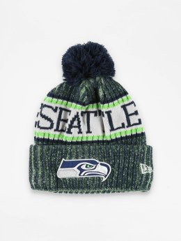 New Era Wintermütze NFL Sport Cuff Seattle Seahawks grün