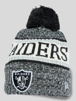 New Era Wintermütze NFL Sport Cuff Oakland Raiders schwarz