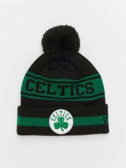 New Era Wintermütze NBA Team Jake Bosten Celtics Cuff zwart