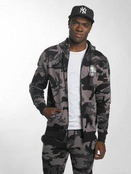 New Era Zip Hoodie BNG Golden State Warriors Fleece Hoody black