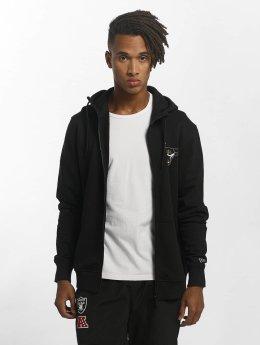 New Era Zip Hoodie BNG Chicago Bulls Fleece black