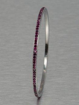 New York Style Armbånd With Stones sølv