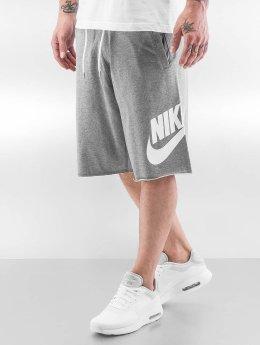 Nike Šortky NSW FT GX šedá