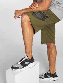Nike Šortky NSW FT GX olivový