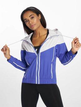 Nike Демисезонная куртка Sportswear Windrunner пурпурный