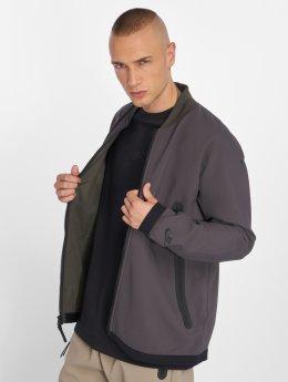 Nike Демисезонная куртка Tech Pack серый