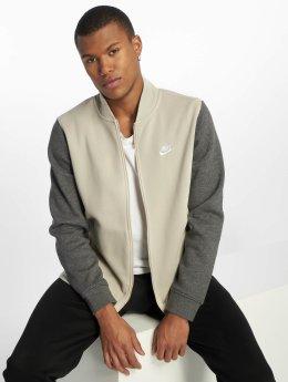 Nike Демисезонная куртка Classico Sportswear серый