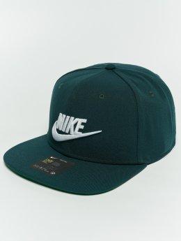 Nike Кепка с застёжкой Pro Snapback Cap Midnight зеленый