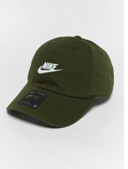 Nike Кепка с застёжкой Unisex Sportswear H86 оливковый