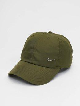 Nike Кепка с застёжкой Heritage86 оливковый