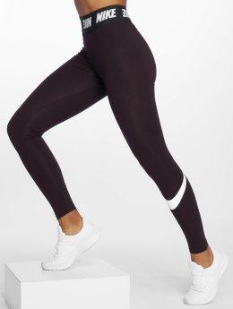 Nike Леггинсы Sportswear пурпурный