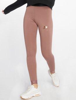 Nike Леггинсы Air  розовый