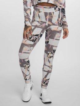 Nike Леггинсы Sportswear серый