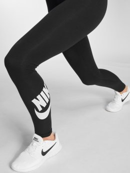 Nike Леггинсы Club Futura черный