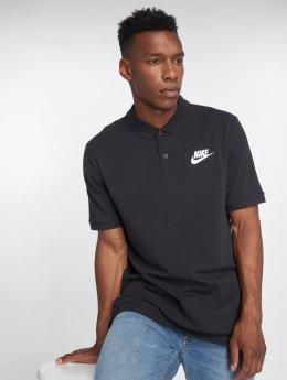 Nike Майка поло Matchup черный