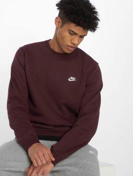 Nike Пуловер Sportswear красный